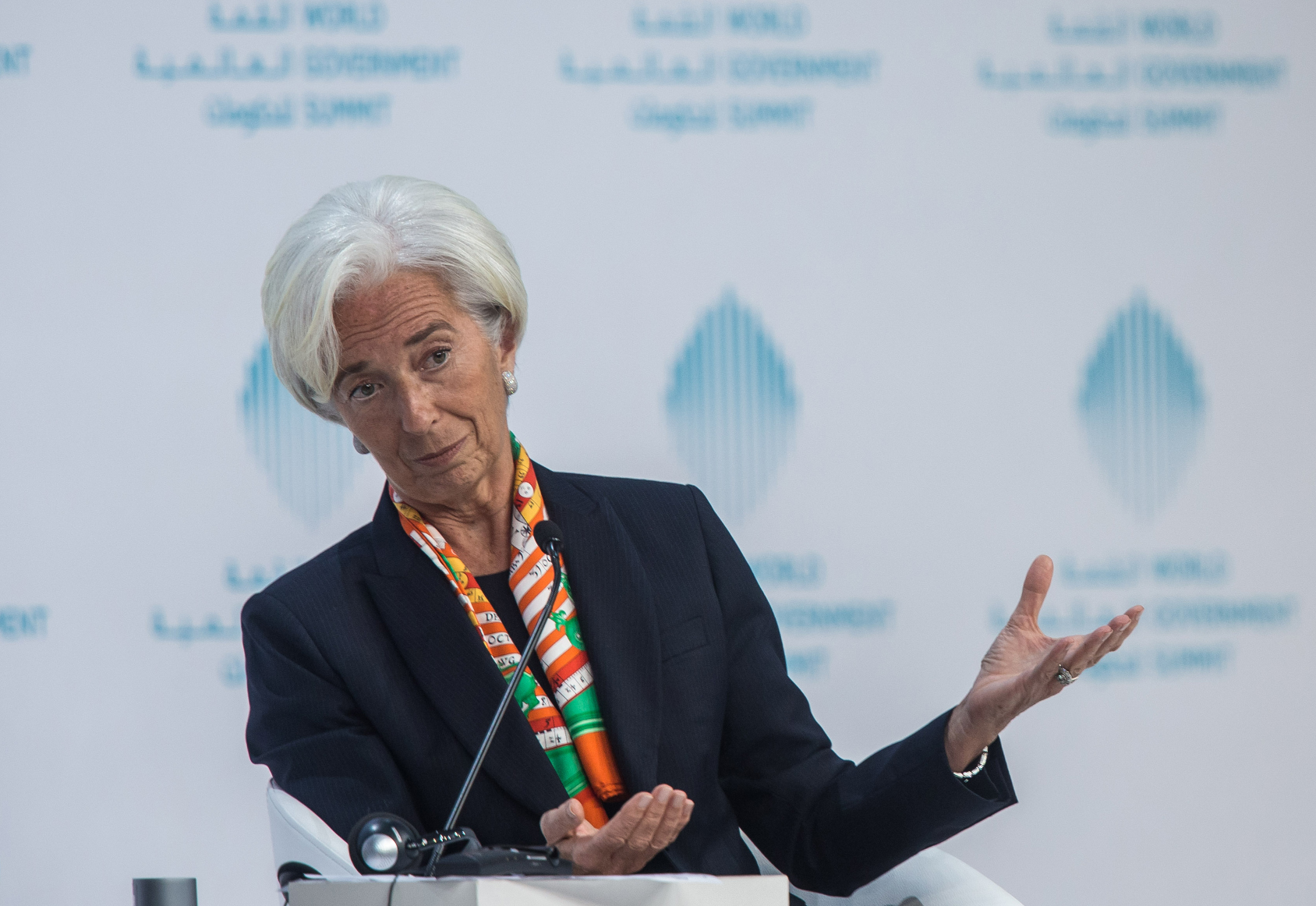 christine lagarde 2