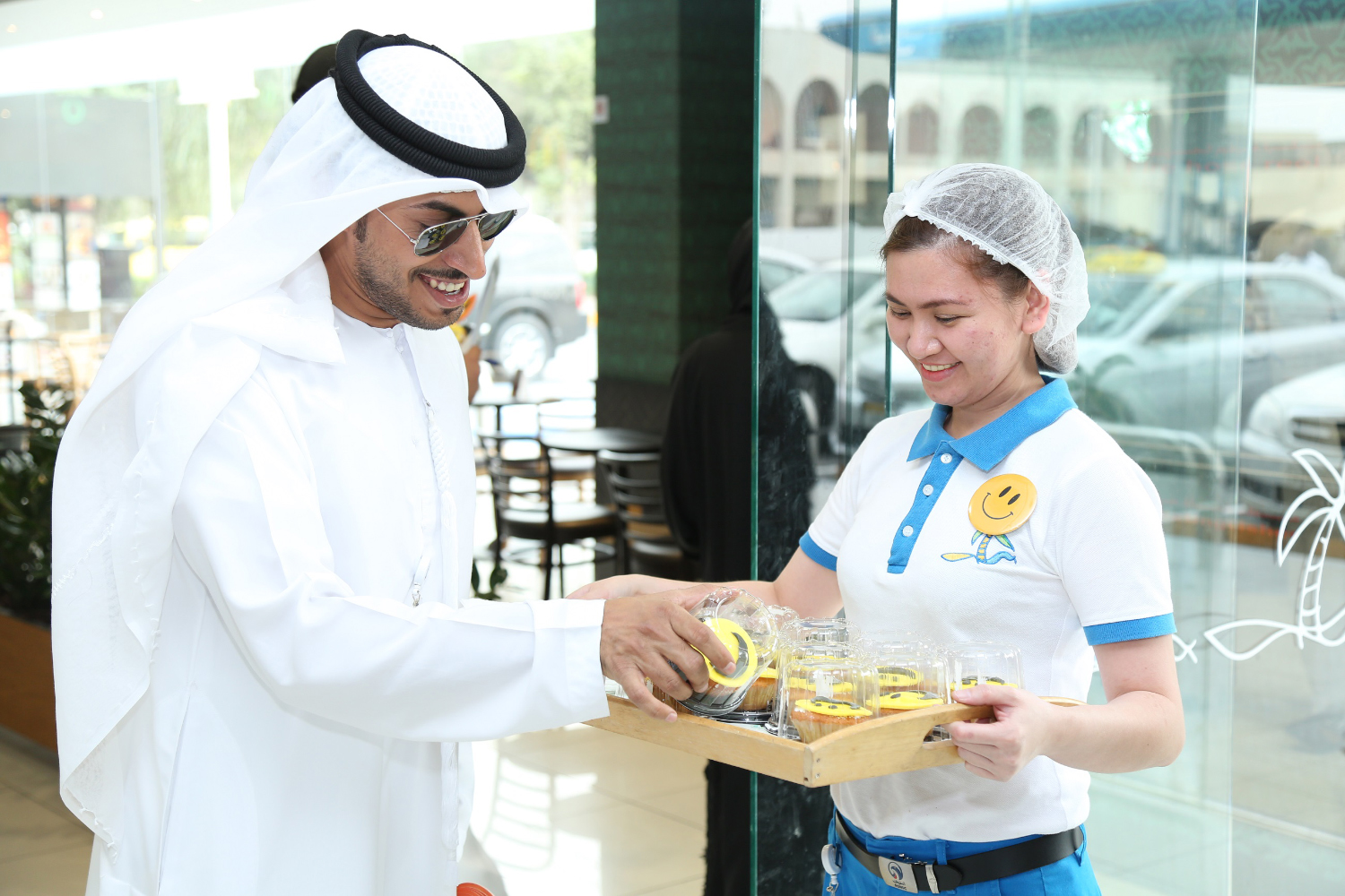 adnoc distribution organize diverse range of activities for its customers on the occasion of the international day of happiness2