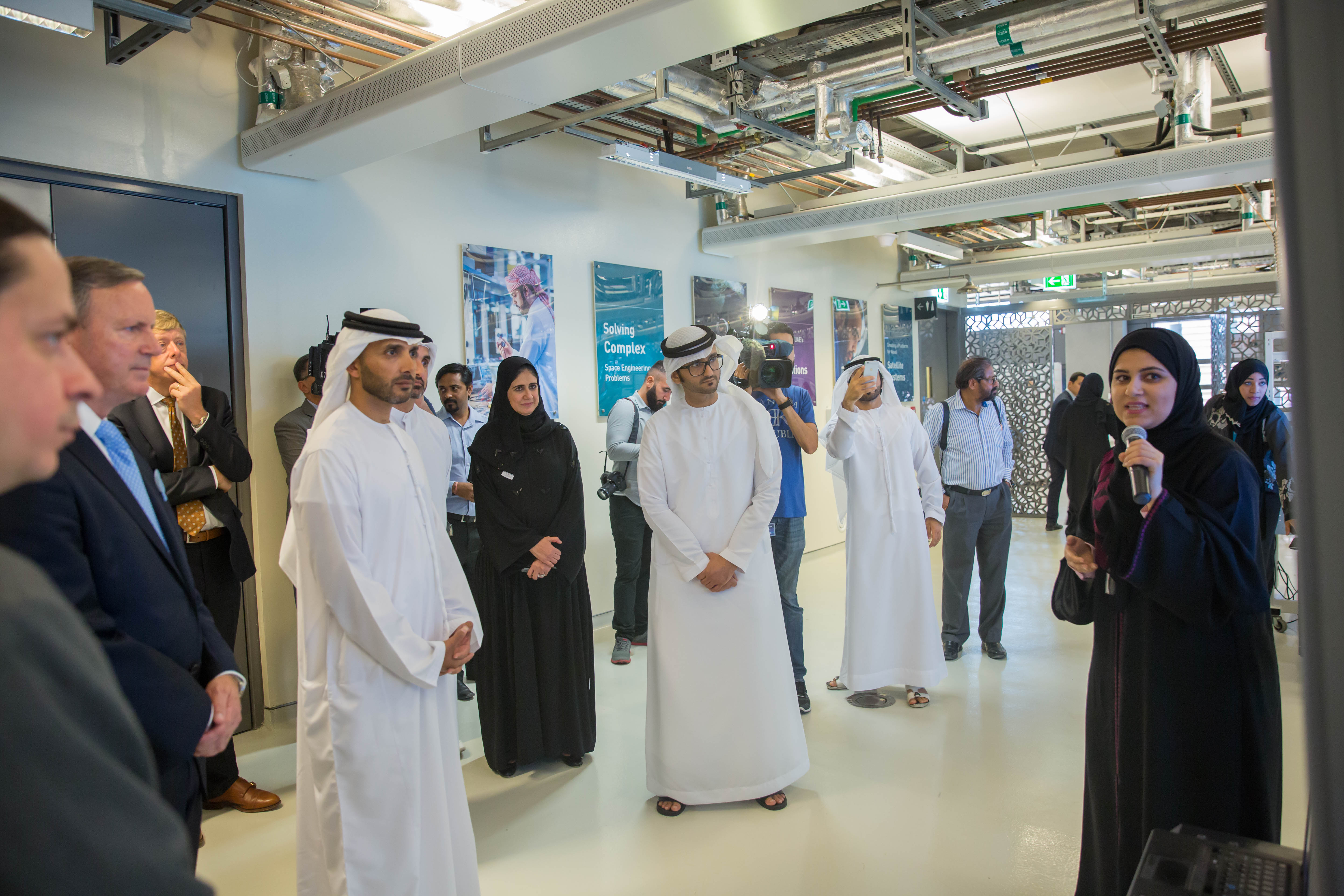 1 yahsat space laboratory launched at masdar institute