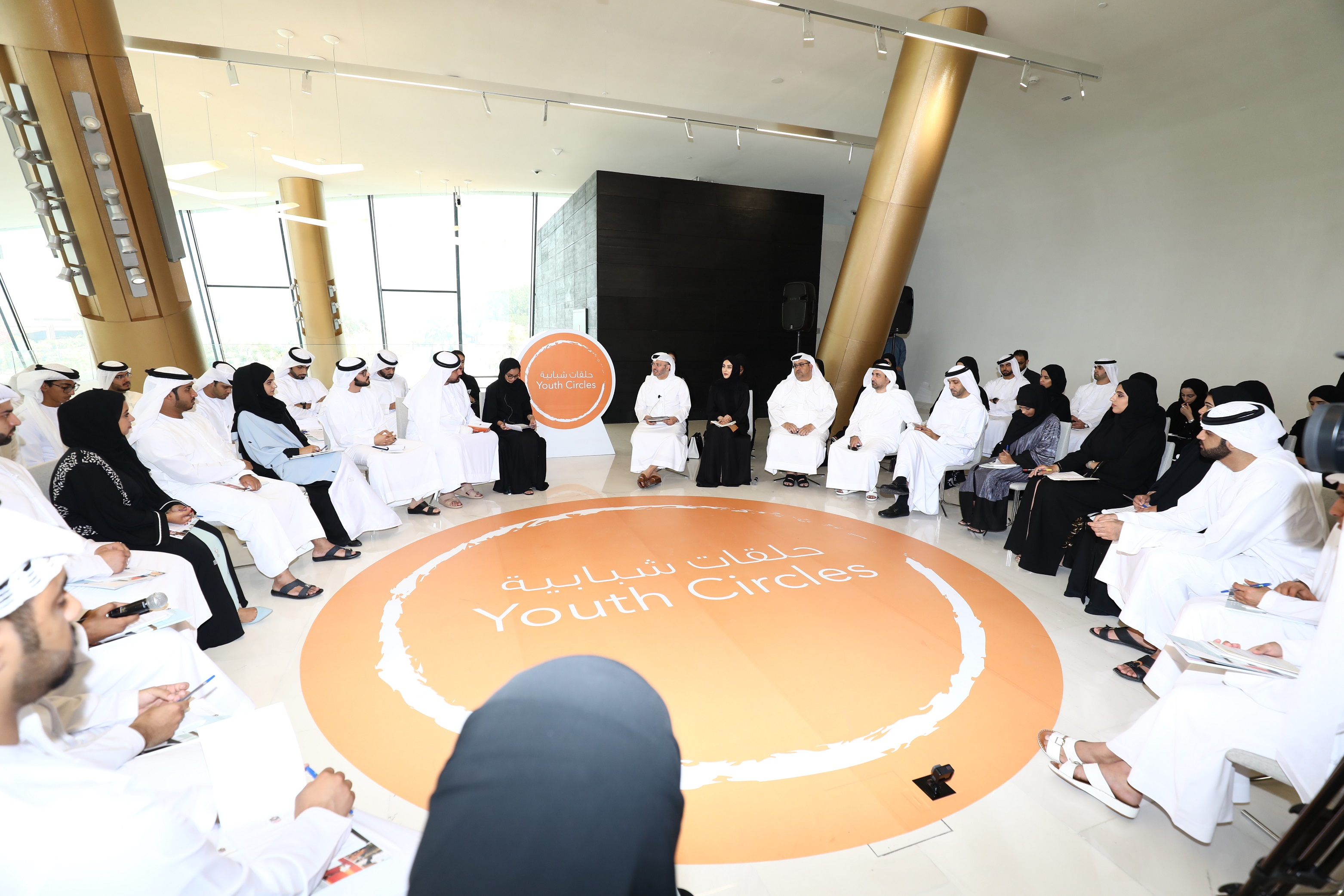 youth are the uae's best hope to continue accelerated development path dr. anwar gargash1