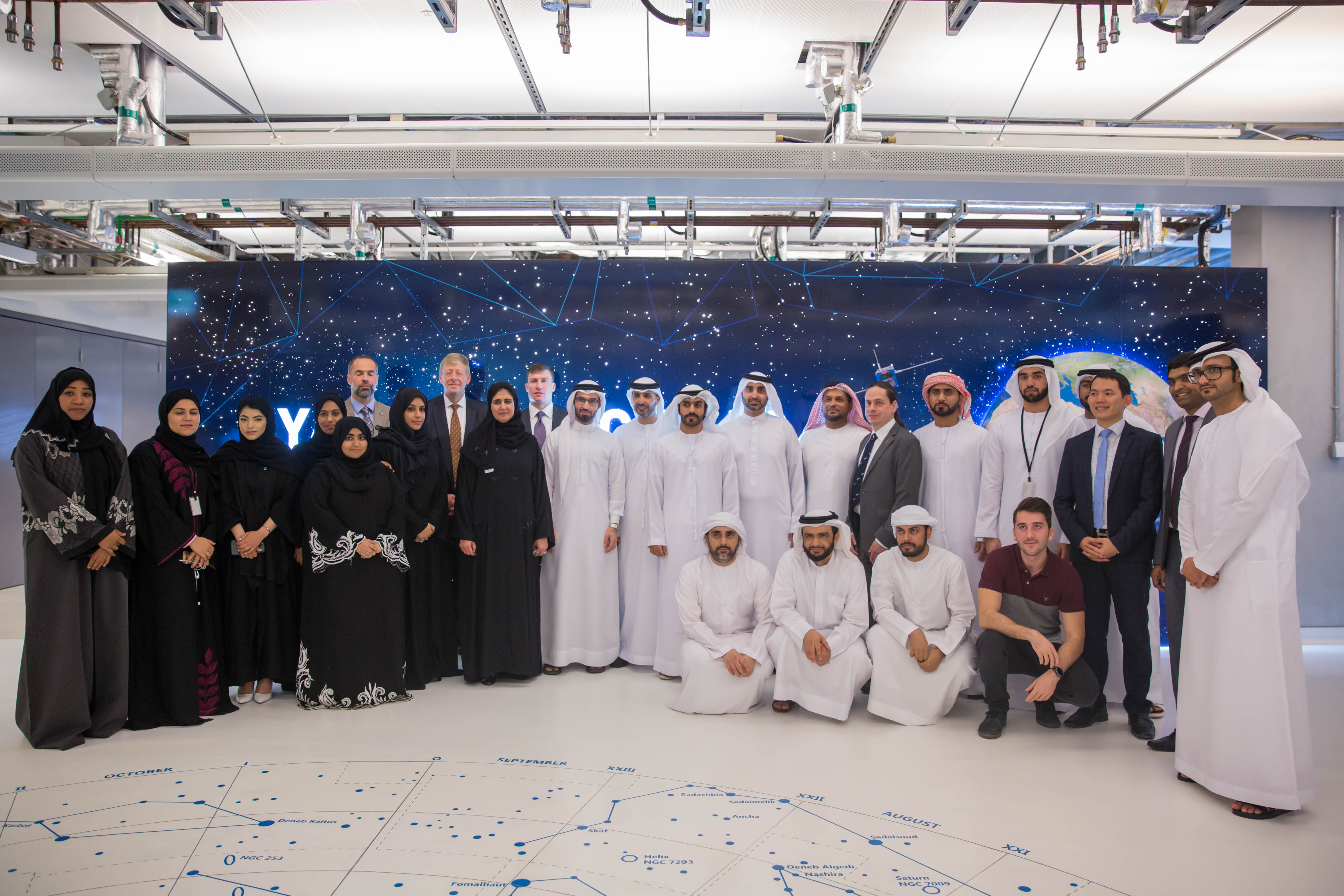 3 yahsat space laboratory launched at masdar institute