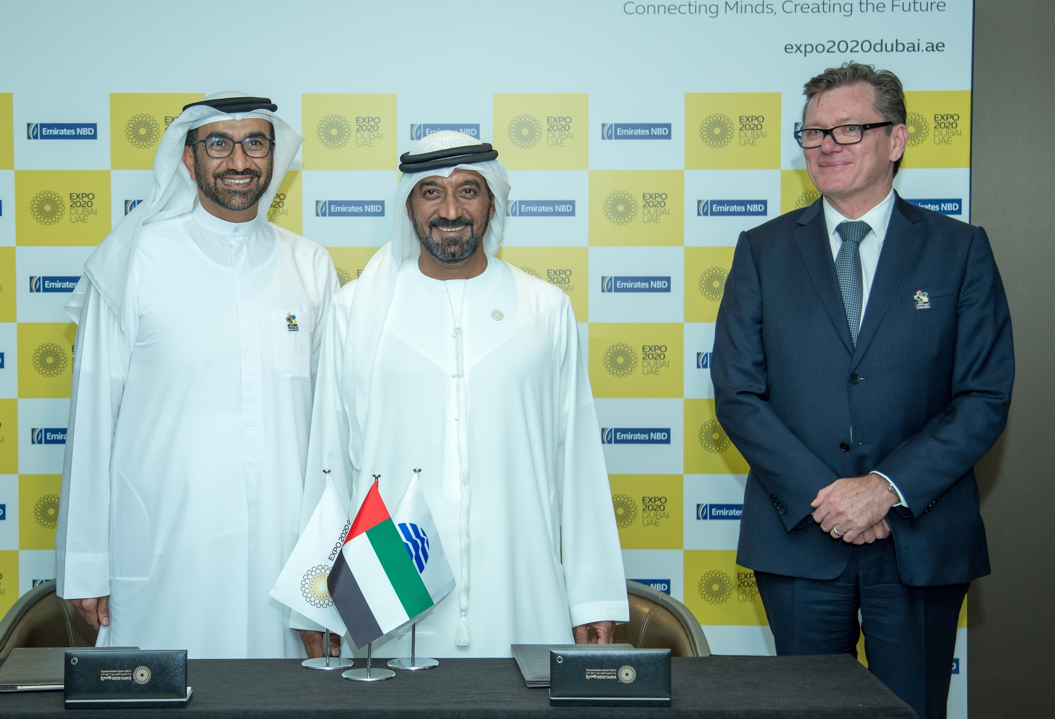 emirates nbd group becomes official banking partner for expo 2020 dubai