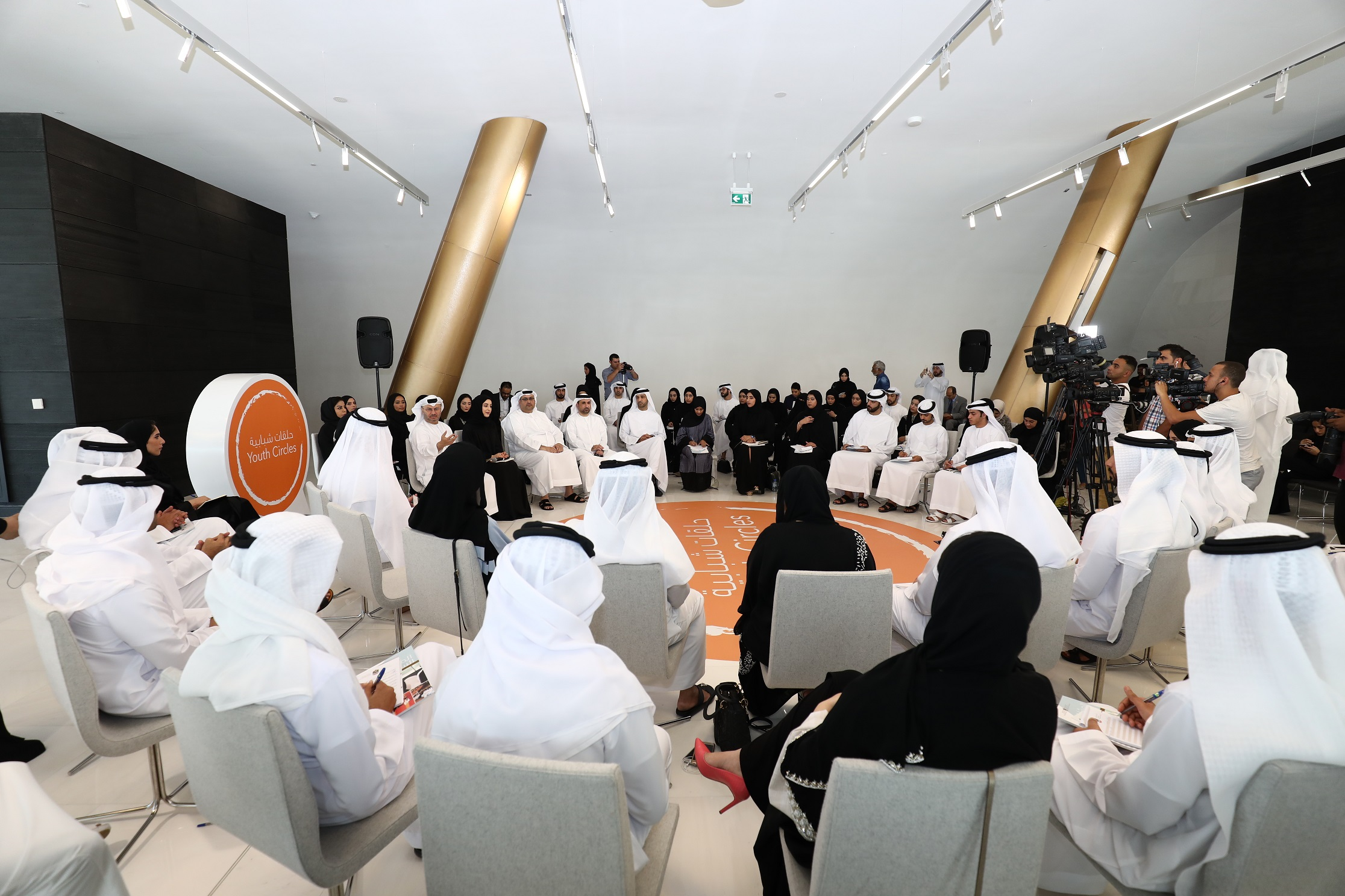 youth are the uae's best hope to continue accelerated development path dr. anwar gargash