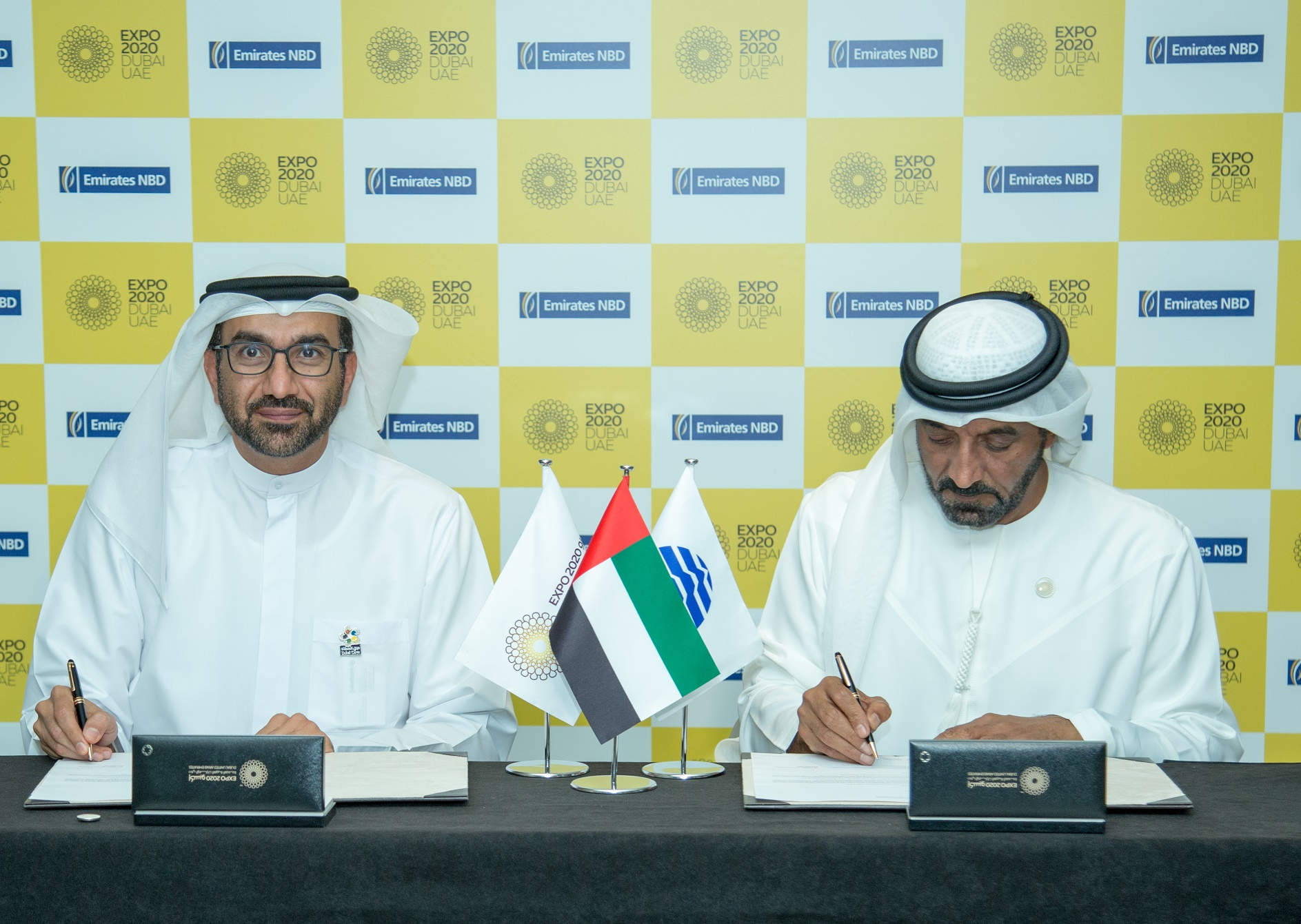 emirates nbd group becomes official banking partner for expo 2020 dubai 2