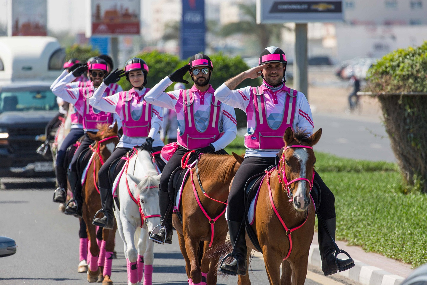 10 breast cancer cases revealed by pink caravan ride 2017 d - copy