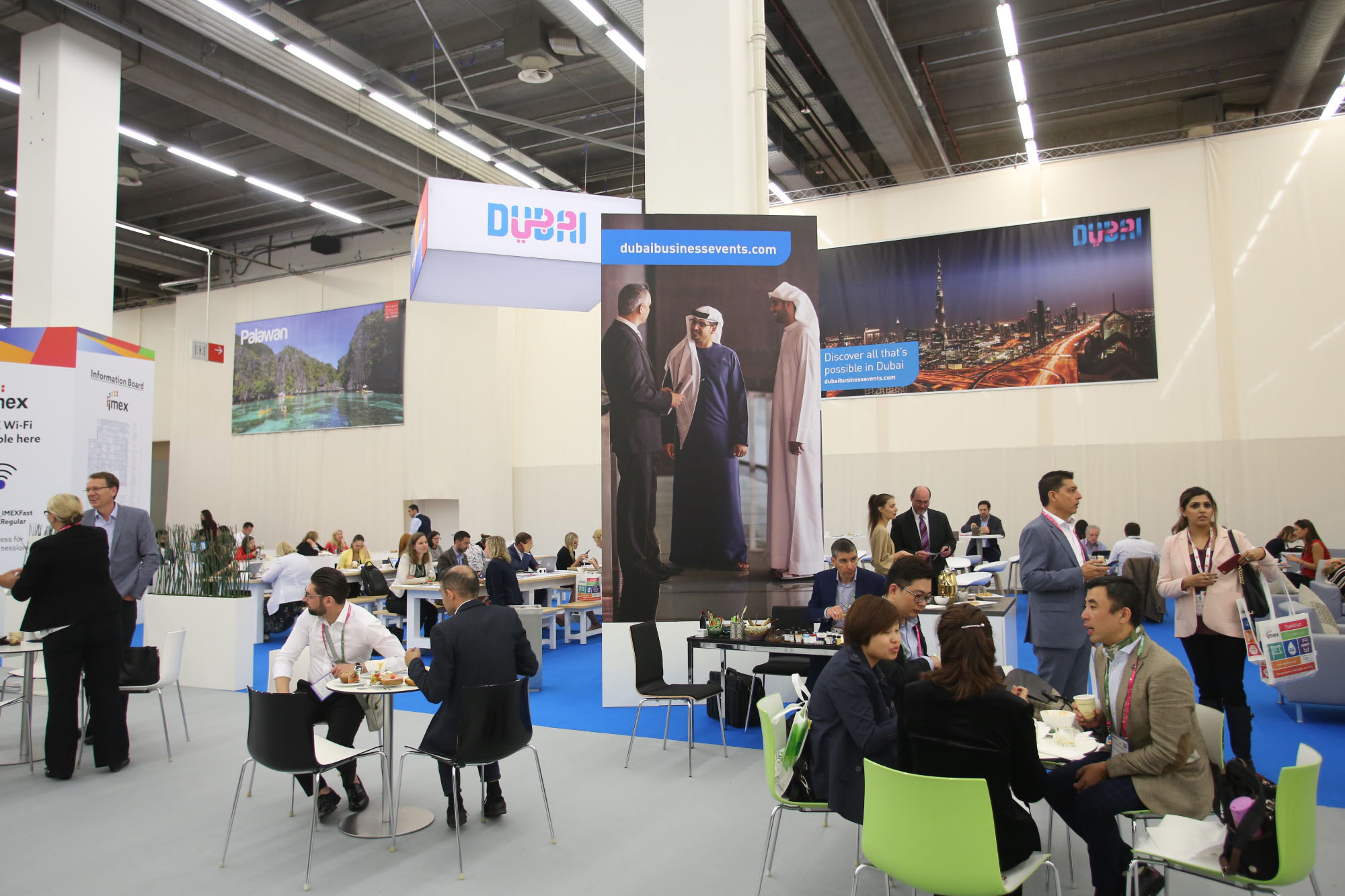 dubai brings strong business events presence  2