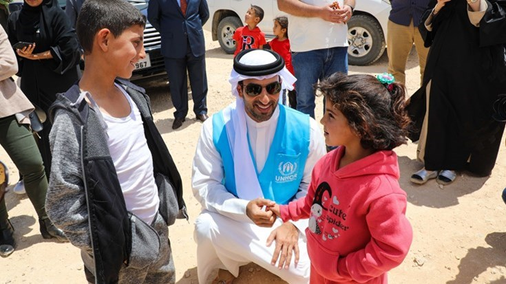 sharjah media corporation donates aed3 million to treat syrian refugees