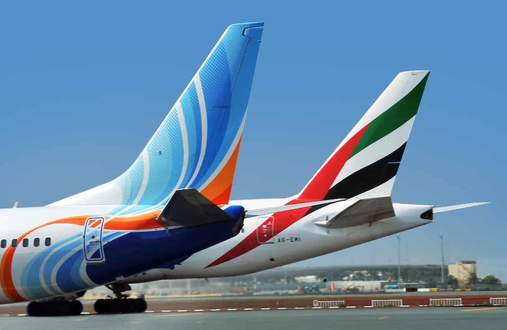 emirates and flydubai join forces, announce extensive partnership