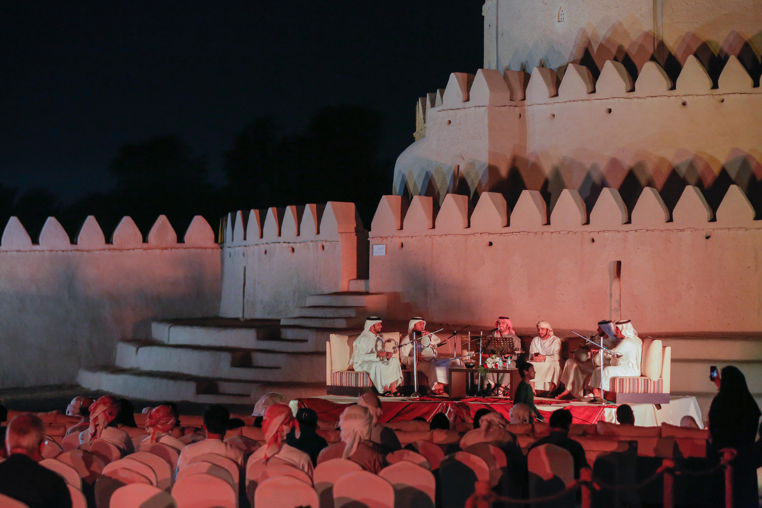 al ain's al jahili fort to host a series of cultural and traditional events