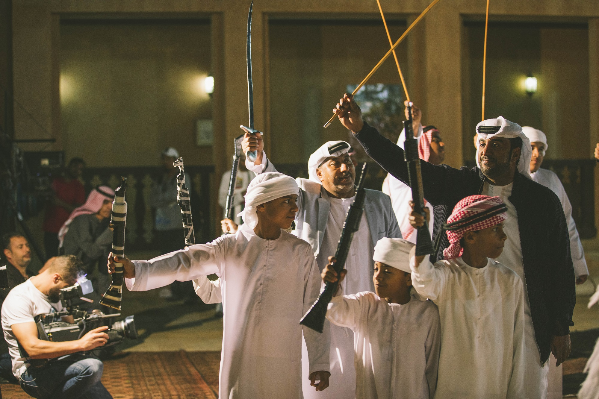 visitors experience uae heritage and diverse traditions in al ain palace museum1