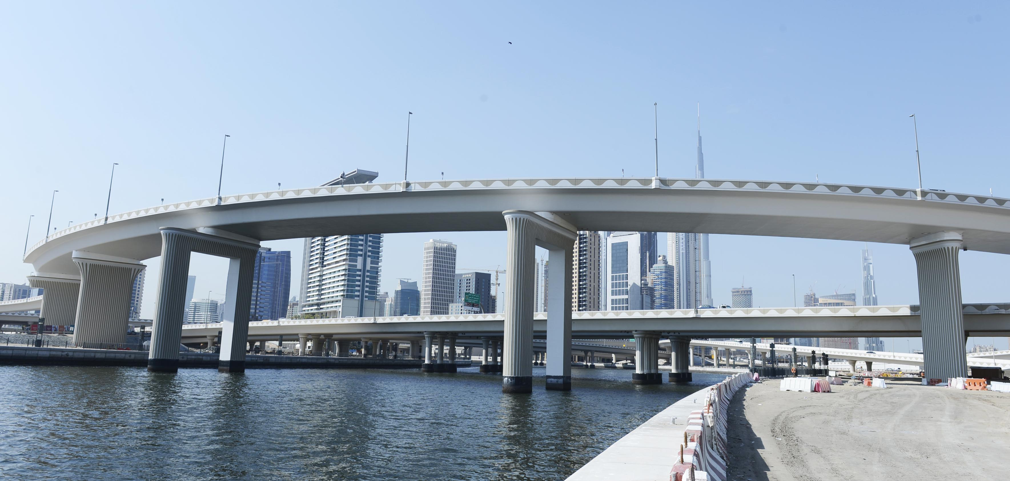 rta to open bridge linking al khail, financial centre roads tomorrow
