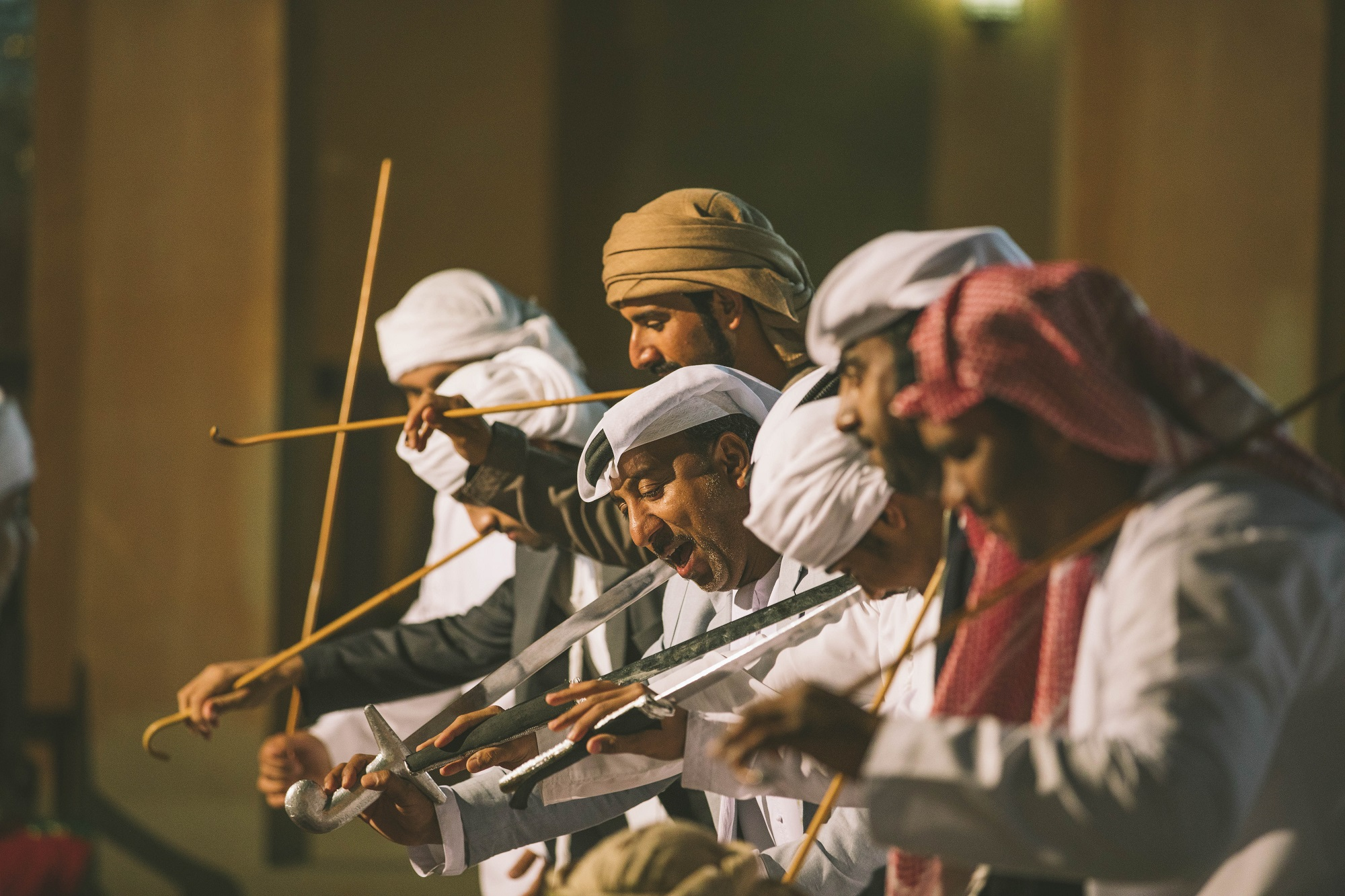 visitors experience uae heritage and diverse traditions in al ain palace museum2