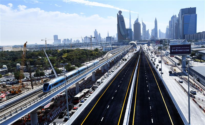 rta opens two major bridges at sheikh rashid-sheikh khalifa bin zayed street junction3