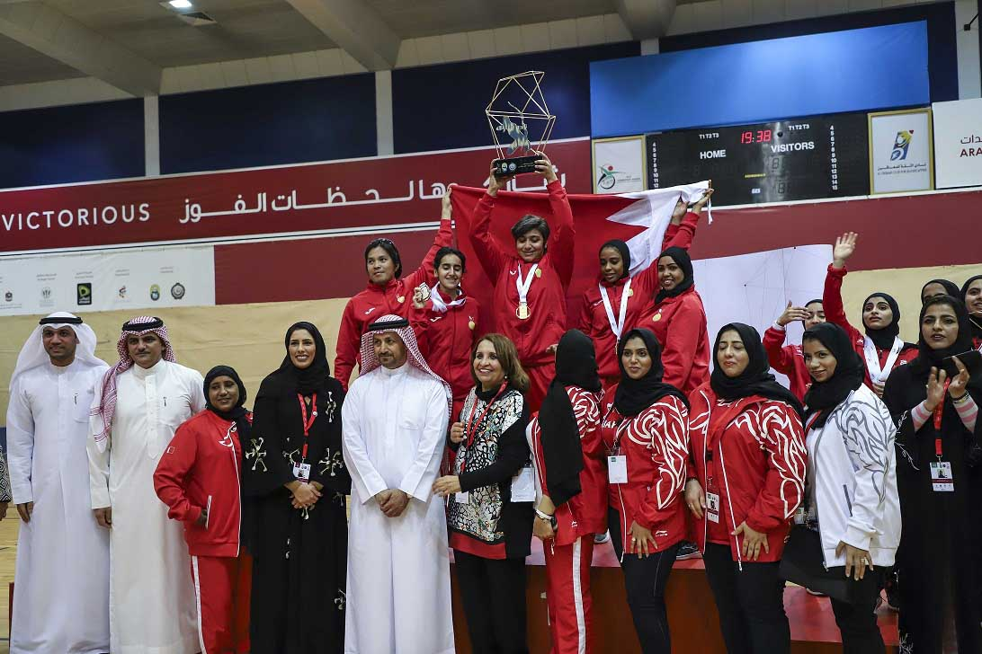 sharjah and bahrain right on target for archery golds7