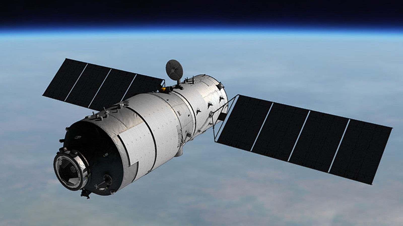 uae space agency, iac to monitor fall of china's tiangong-1 space laboratory