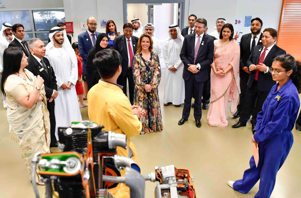Emirates News Agency Princess Haya Inaugurates Amity University