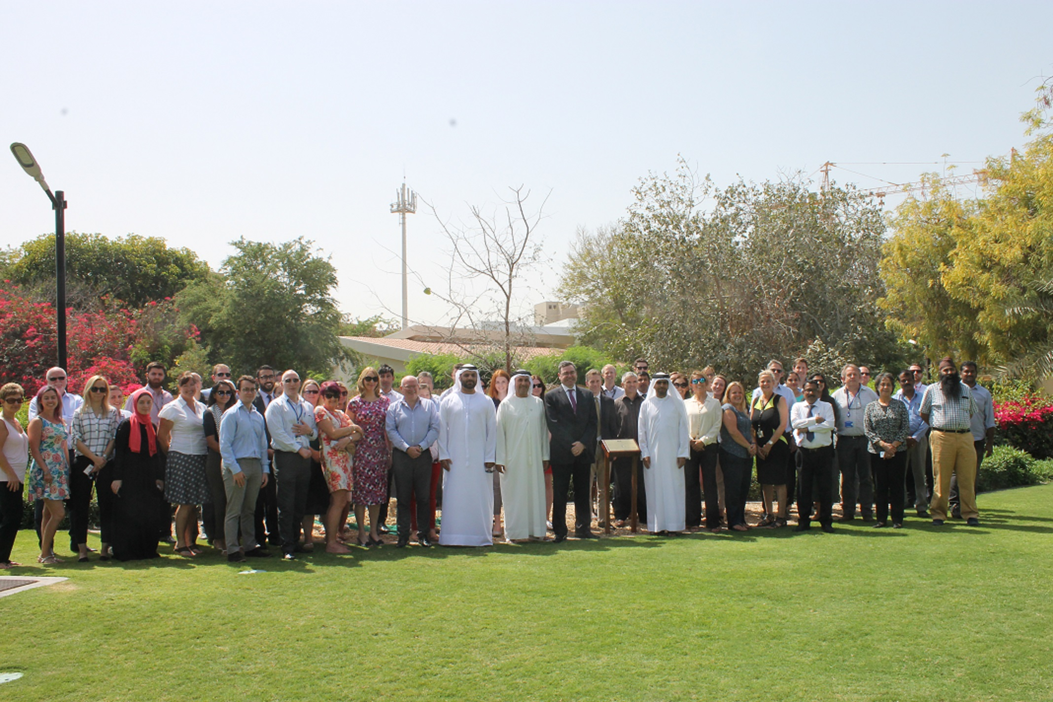 british consulate plants tree to celebrate sheikh zayed's environmental legacy2