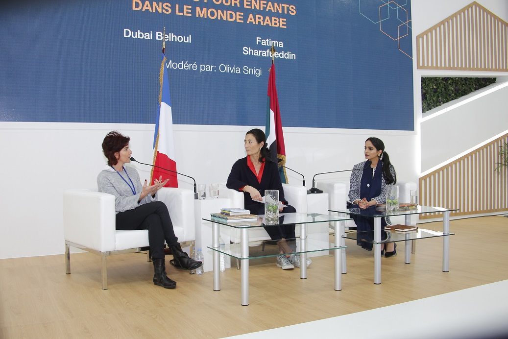 kalimat group expands reach to arabic audience in paris3