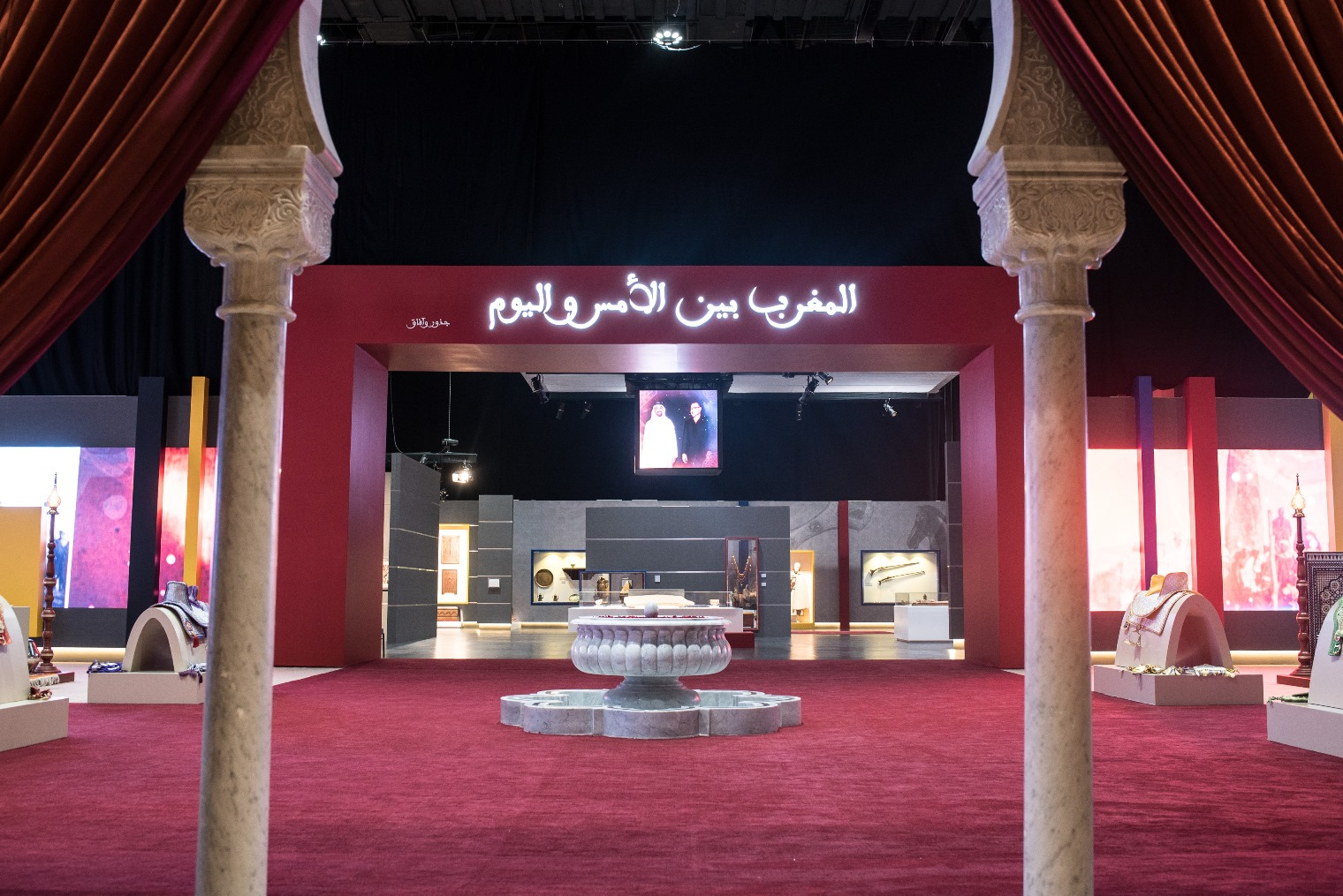 museum of moroccan heritage showcases rare archaeological exhibits
