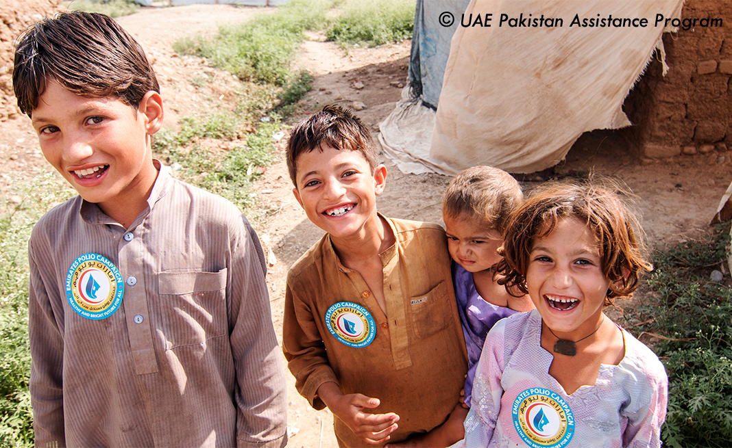 uae makes final payment towards us$120 million commitment to global polio eradication initiative 2
