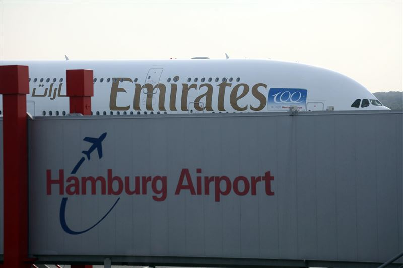 Αποτέλεσμα εικόνας για Emirates to start scheduled A380 service to Hamburg