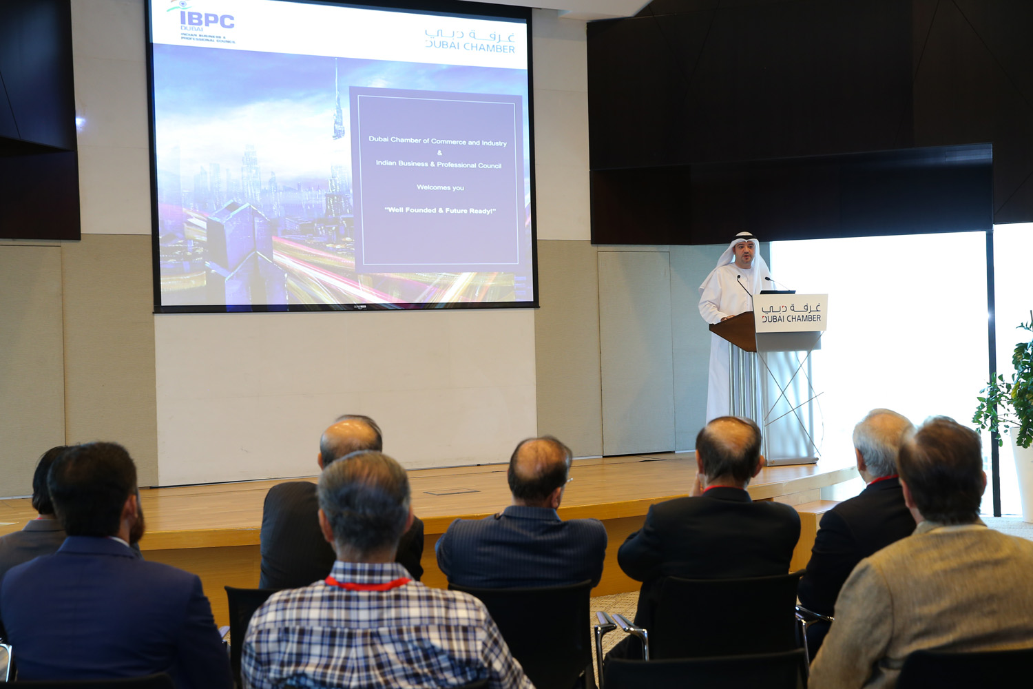 indian business and professional council in dubai highlights efforts to strengthen uae-india ties1