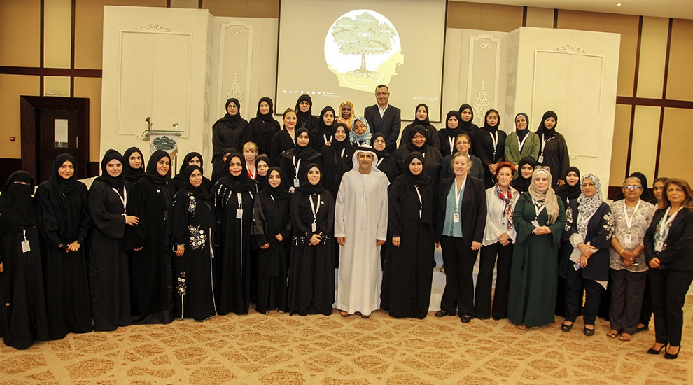 ministry of health and prevention organises 1st emirati nursing conference2