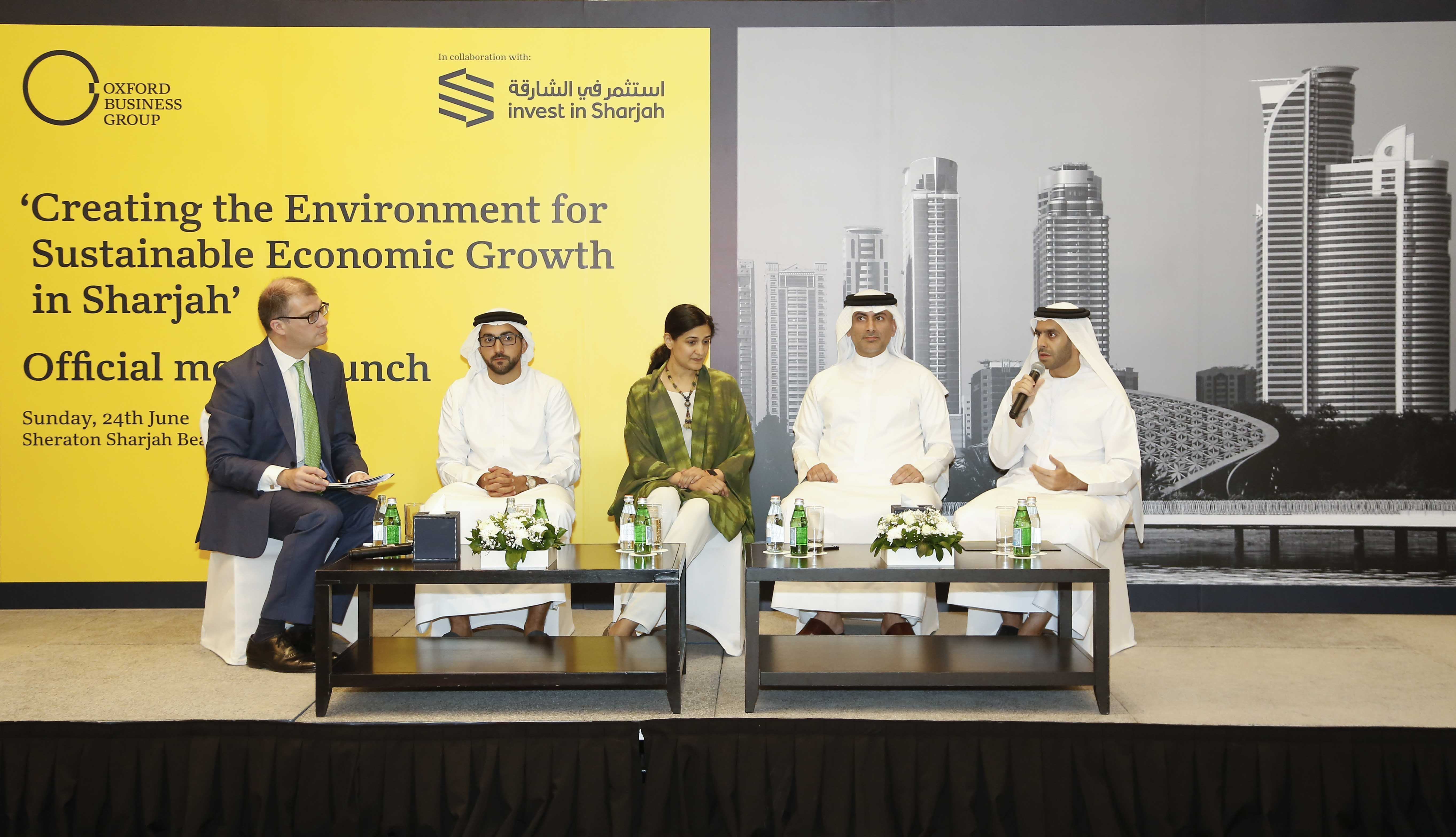 oxford business group issues report on sharjah's economic diversification3