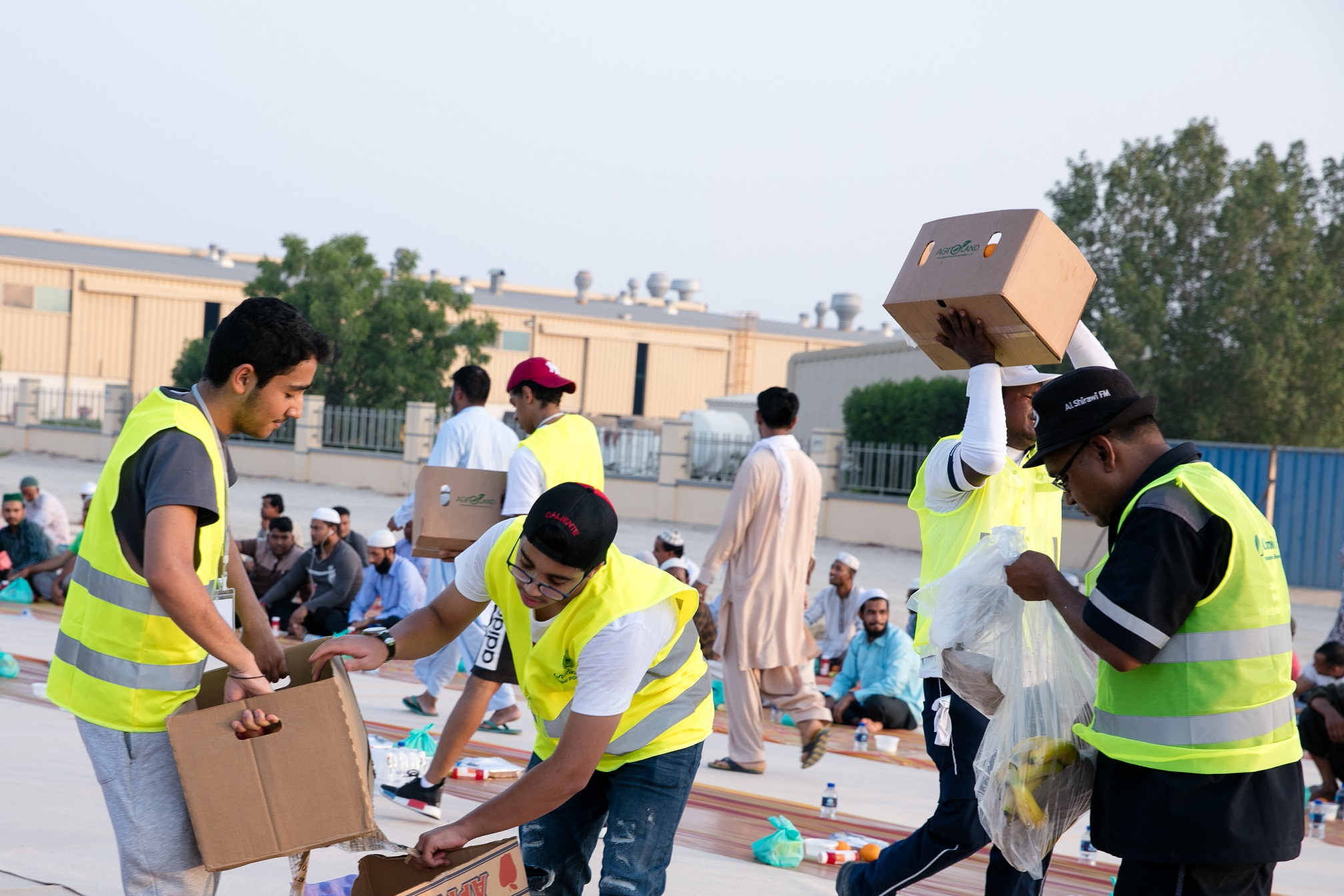 dubai holding's ramadan initiatives assist over 125,000 people across dubai2