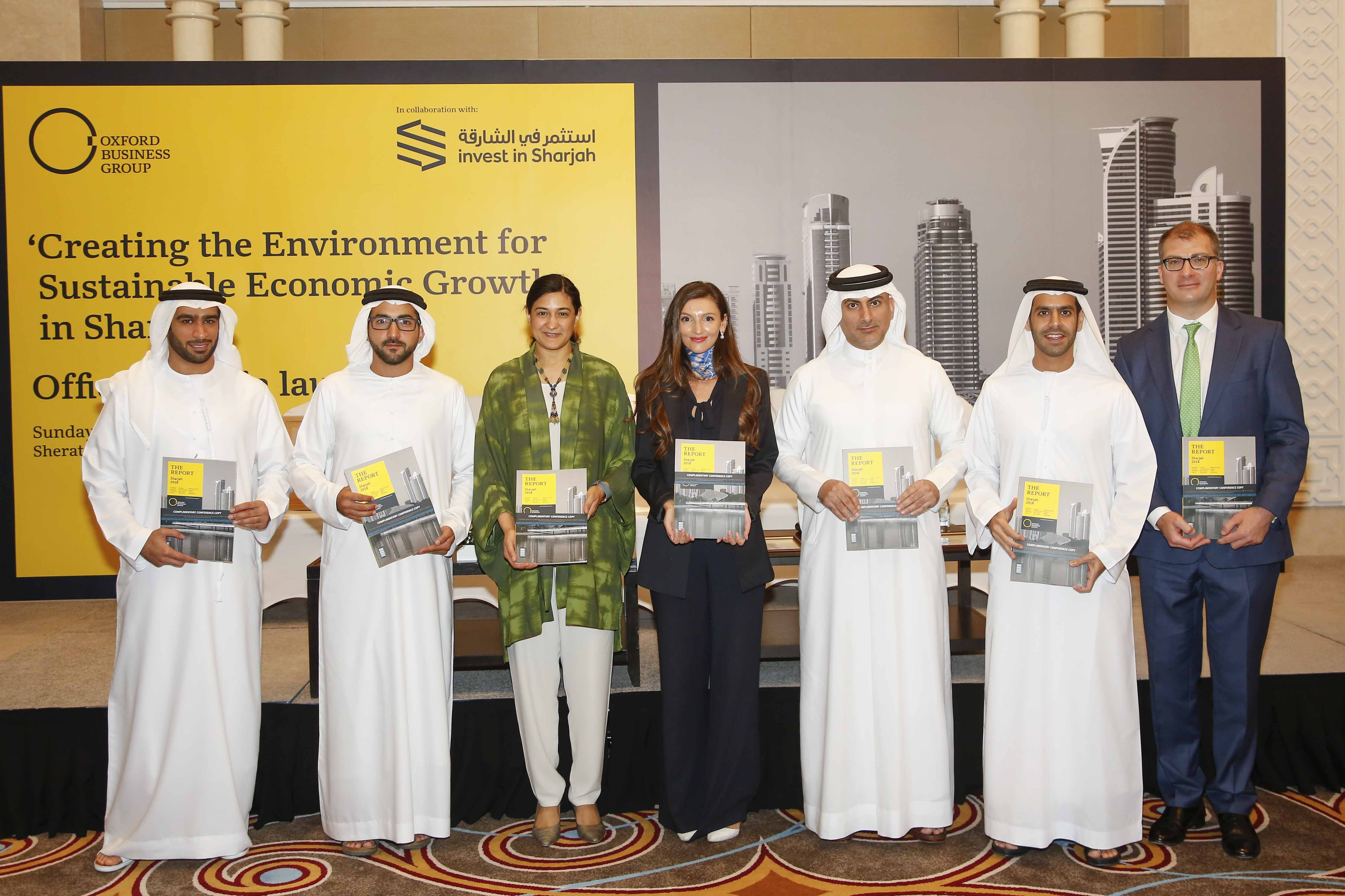 oxford business group issues report on sharjah's economic diversification5