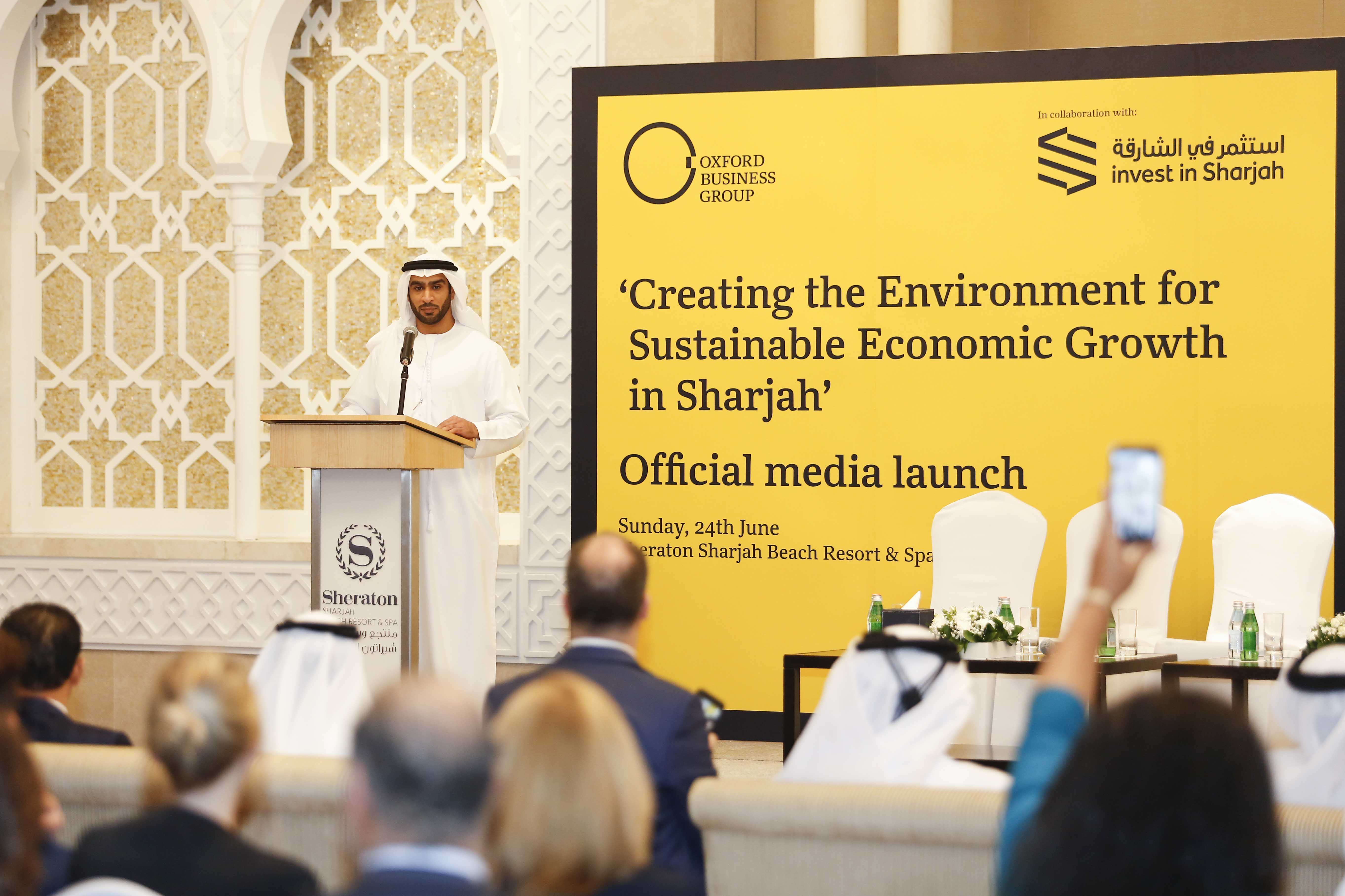 oxford business group issues report on sharjah's economic diversification1