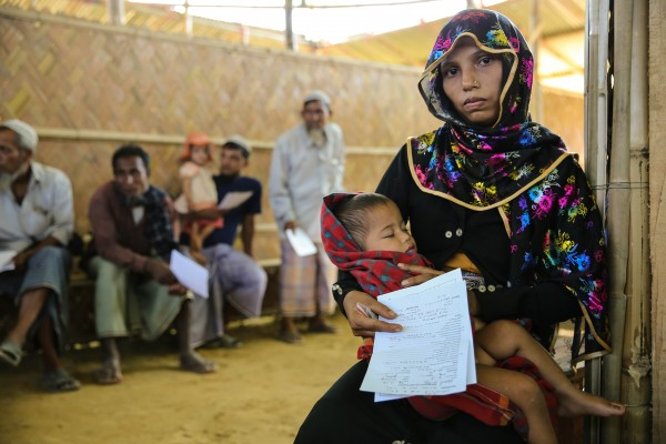 Doctors Without Borders Launches Fundraising Campaign For Rohingya Refugees