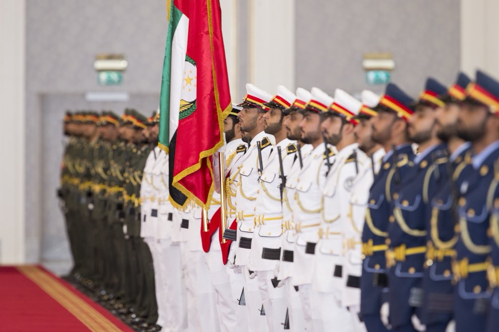 chinese president arrives in uae 3