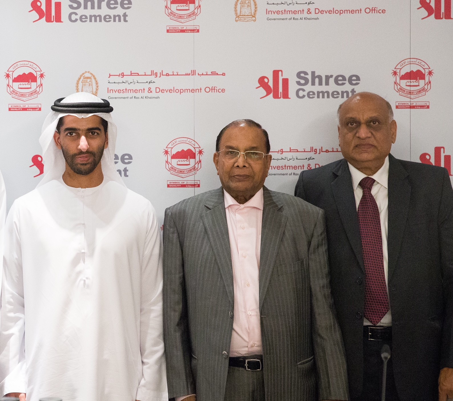rak investment and development office completes fdi transaction with indian cement giant