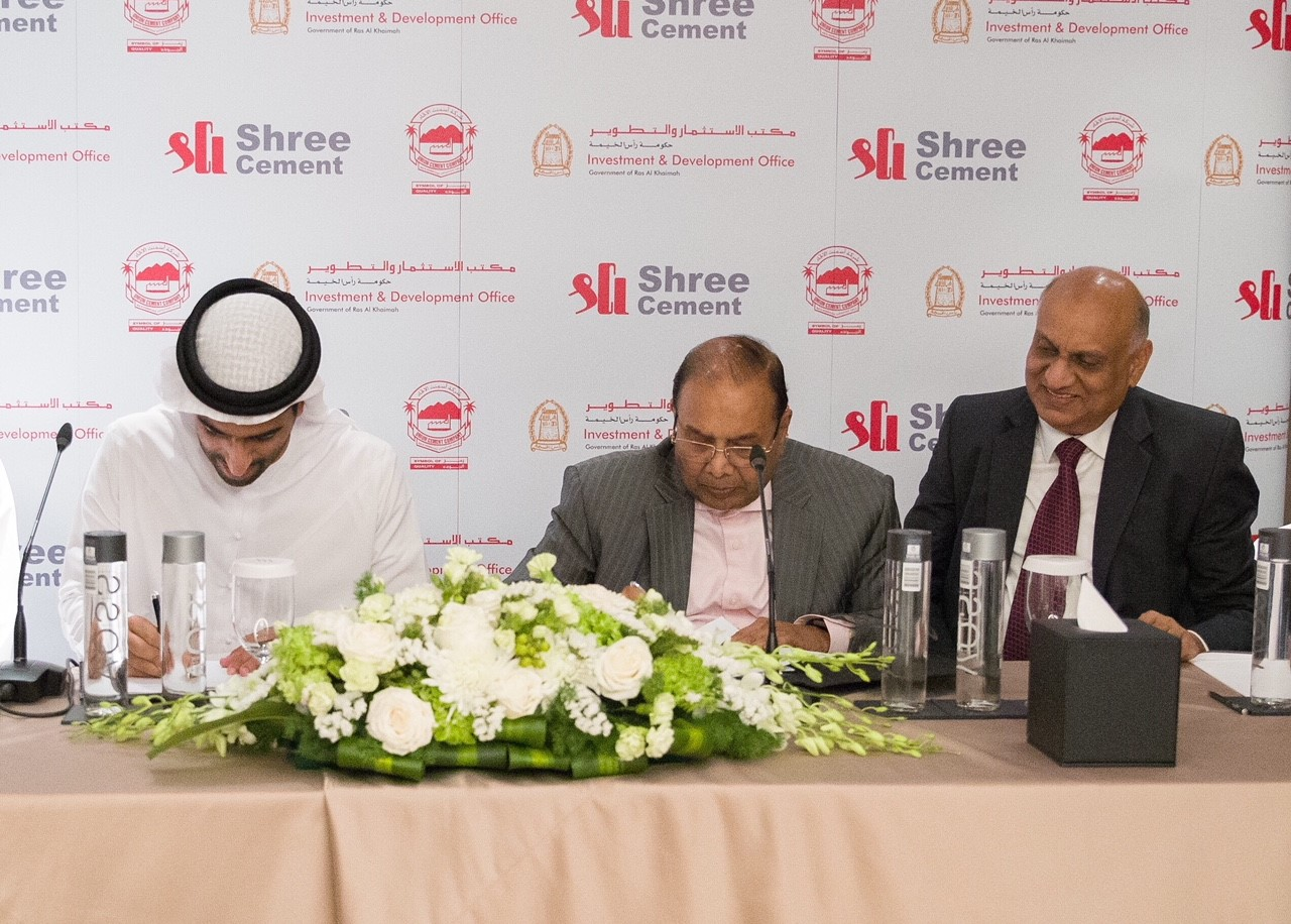 rak investment and development office completes fdi transaction with indian cement giant2