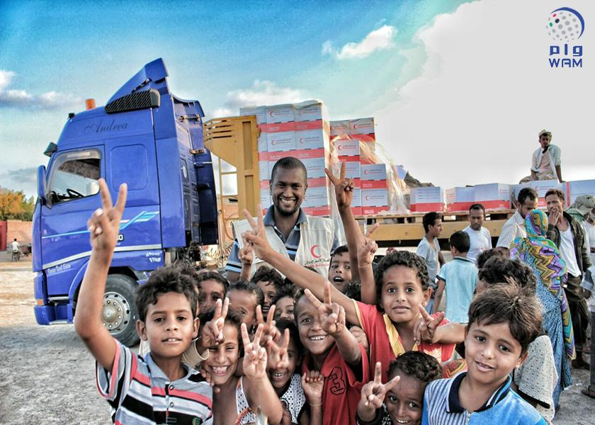 erc continues distributing aid to mokha in yemen6