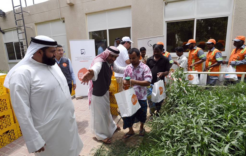 uae food bank continues 'summer of giving' campaign2