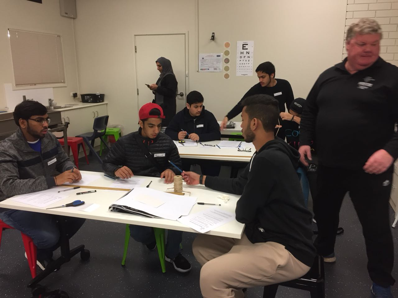 uae space agency launches mars summer camp in australia5