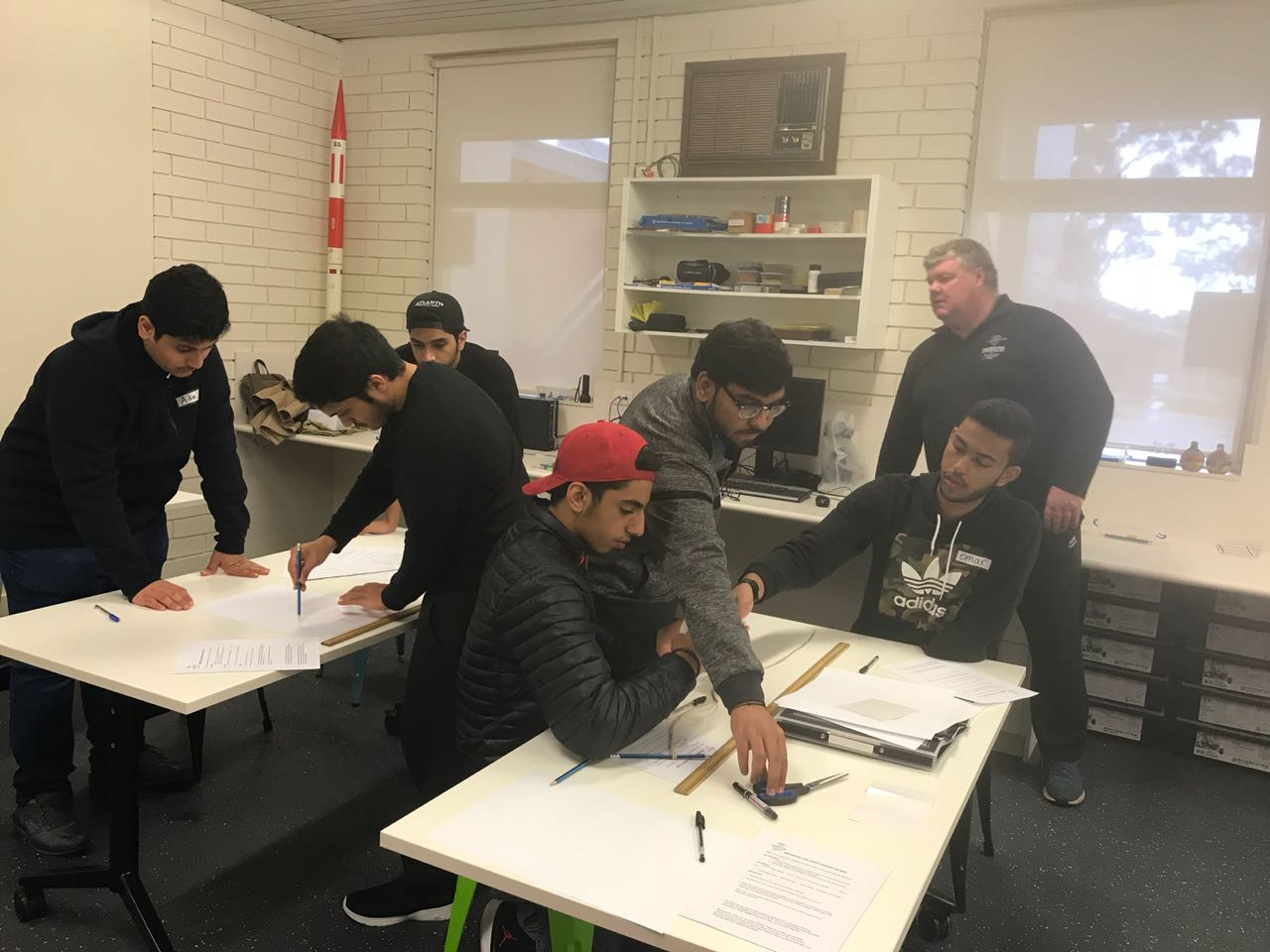 uae space agency launches mars summer camp in australia3
