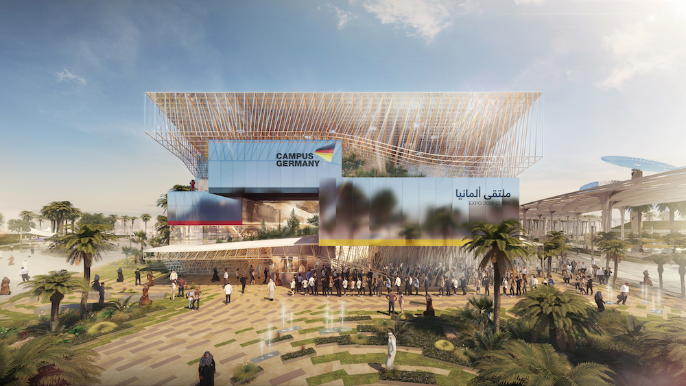 german pavilion to engage, inspire at expo 2020 1