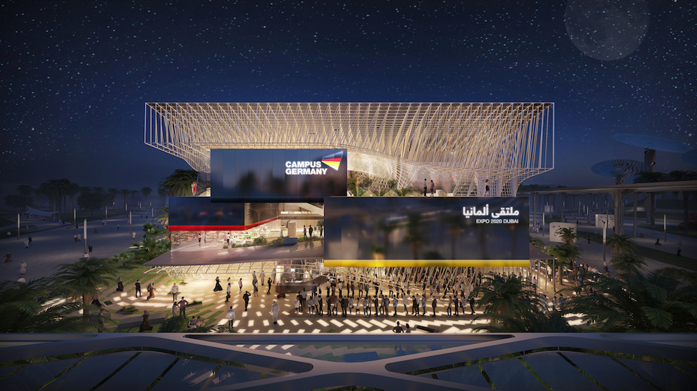 german pavilion to engage, inspire at expo 2020 2
