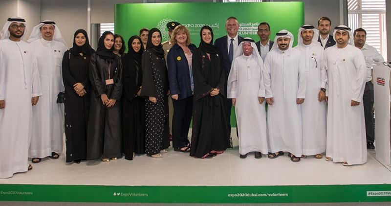 house of volunteers launched to host special events, activities for 30,000 'faces of expo 2020 dubai'3