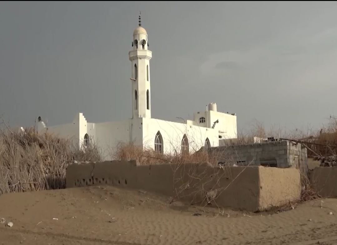 houthis turn mosque in al duraihimi 1.jpg