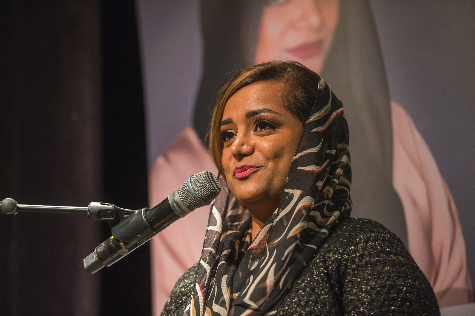 Emirati women celebrated in Europe