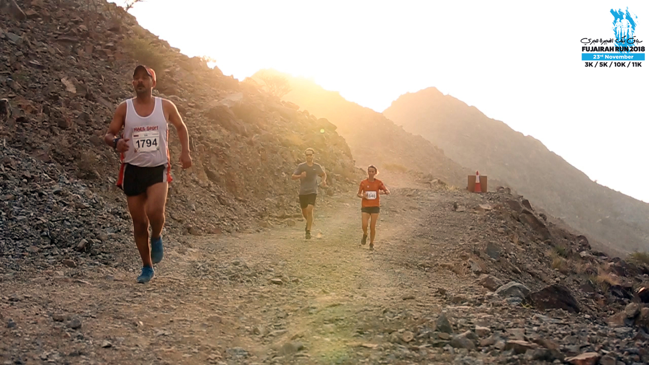 nbf celebrates success of 2nd nbf fujairah run with over 1,800 runners 3