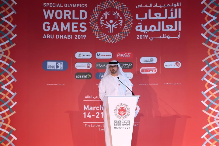 Introduction on Special Olympics World Games 2019. -9 /Small/