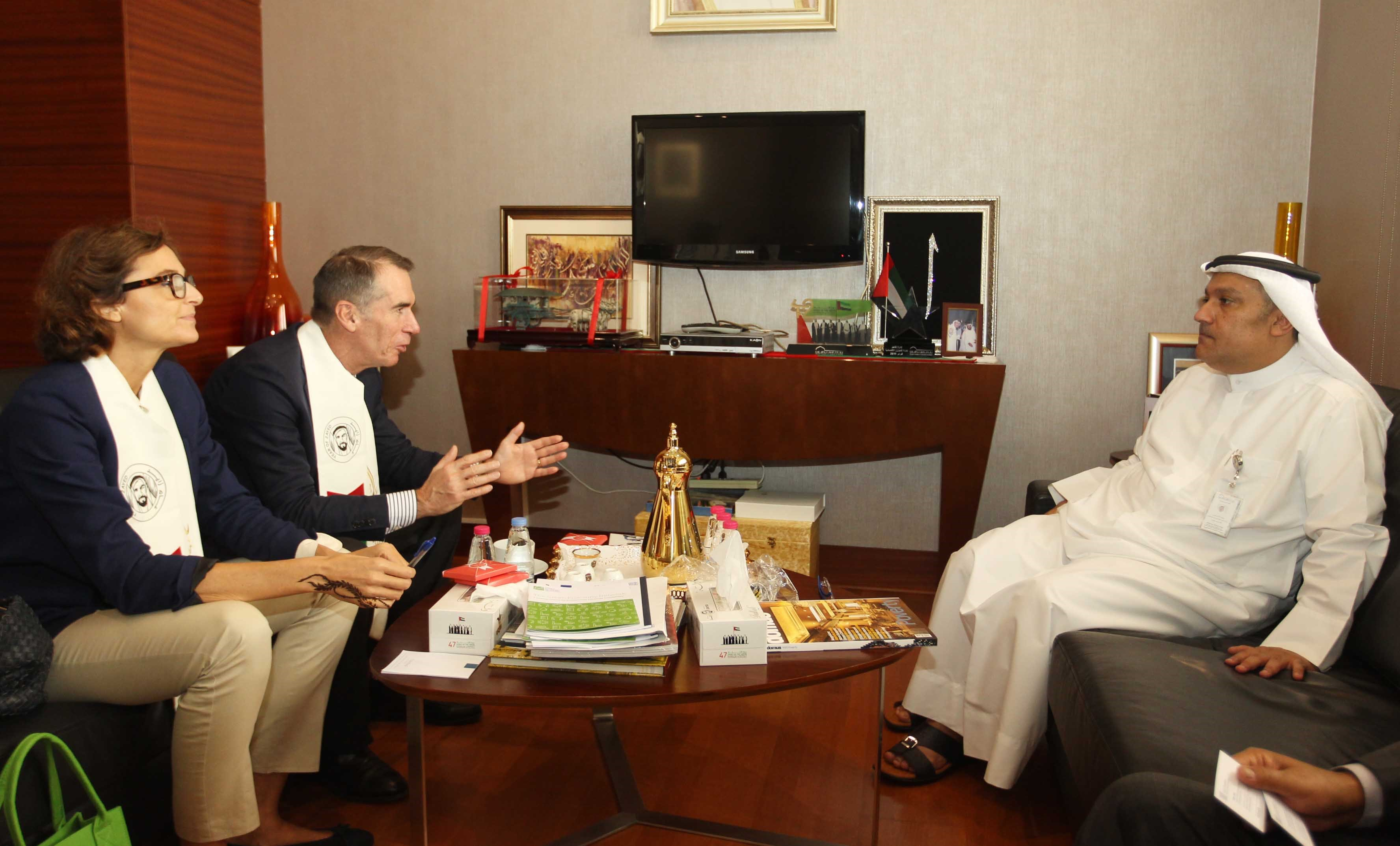 sharjah chamber looks to strengthen economic relations with italian delegation 2