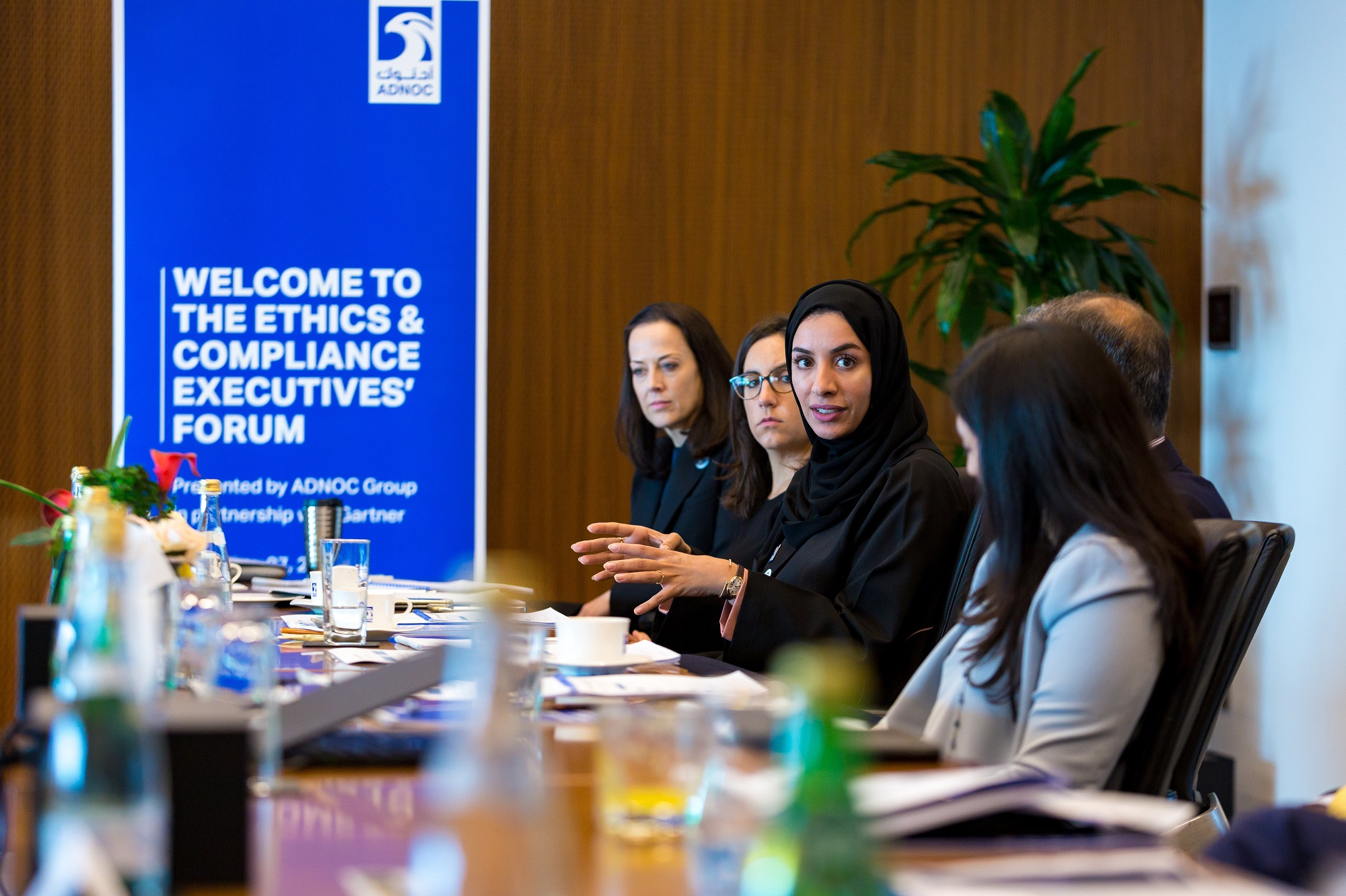 adnoc hosts inaugural ethics and compliance executives' forum 1