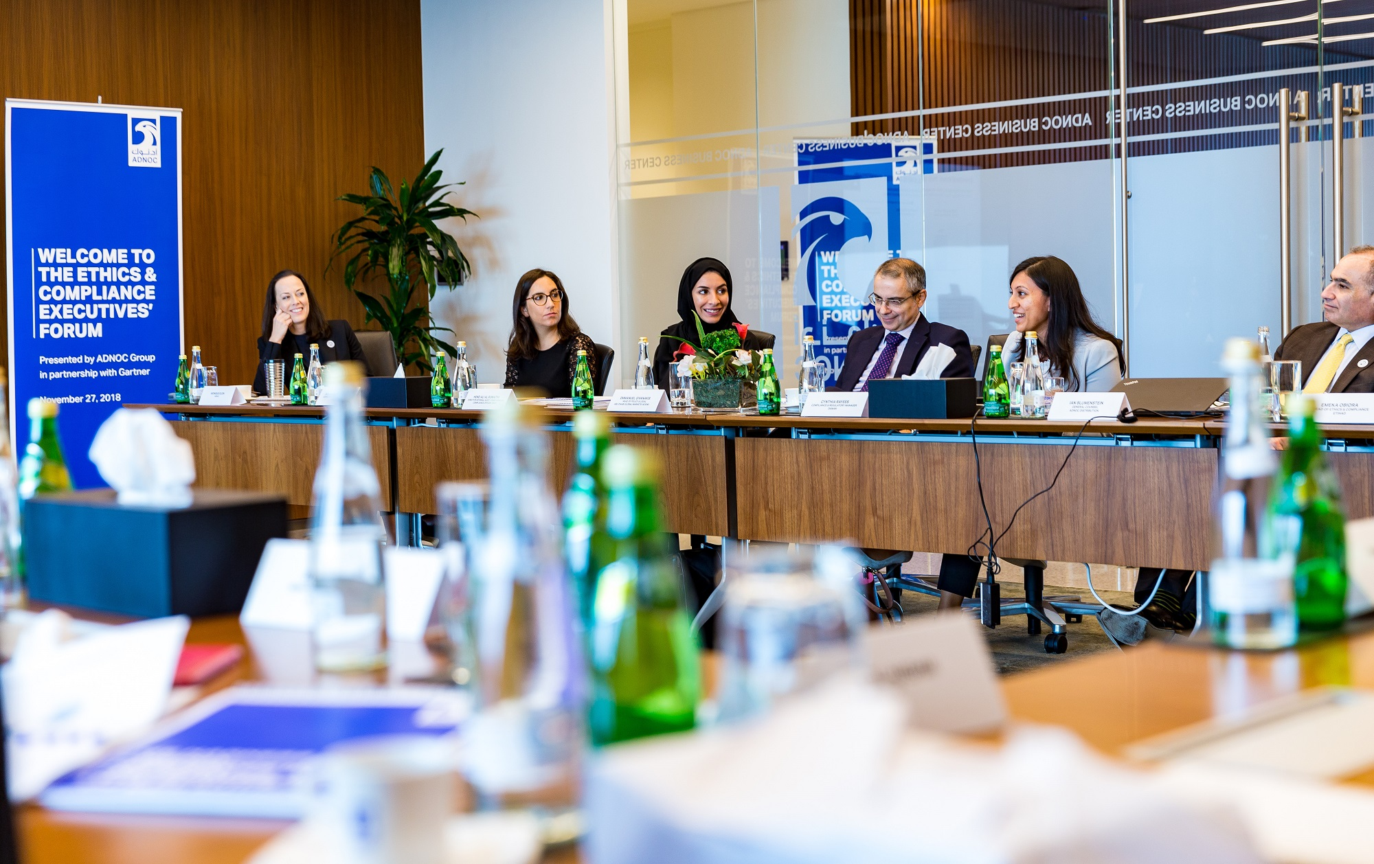 adnoc hosts inaugural ethics and compliance executives' forum 3