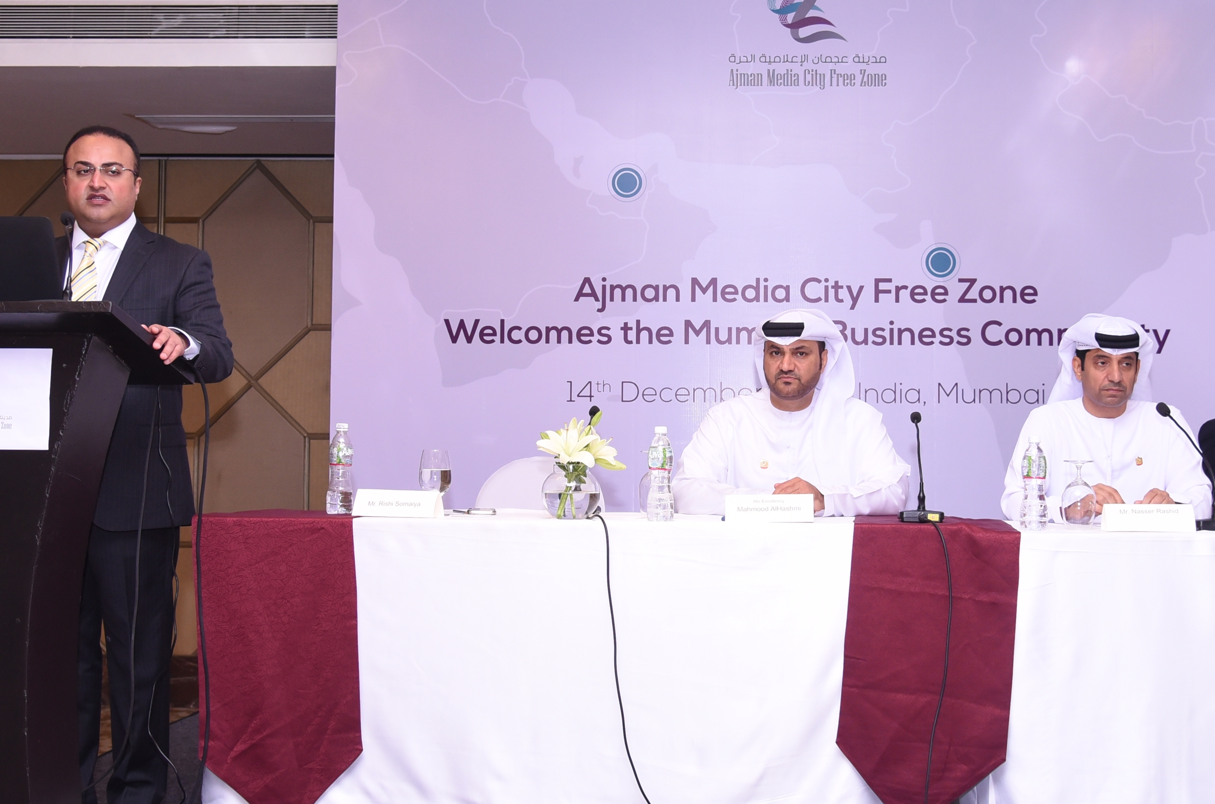 ajman media city free zone concludes india road show 3